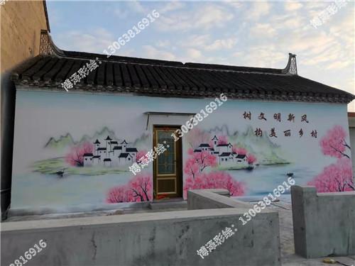吴中农村文化墙