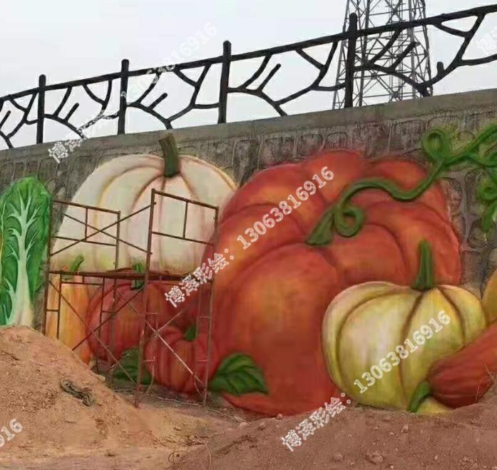 苏州3D涂鸦墙