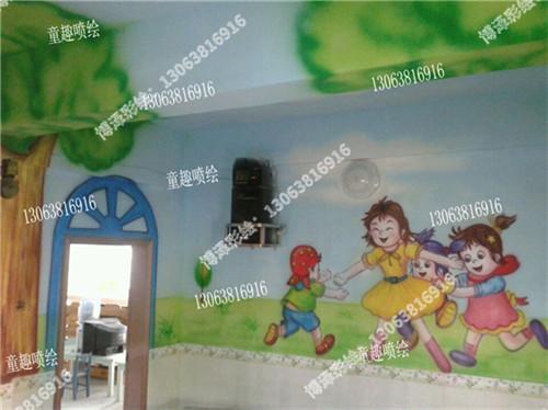 吴江卡通墙绘公司