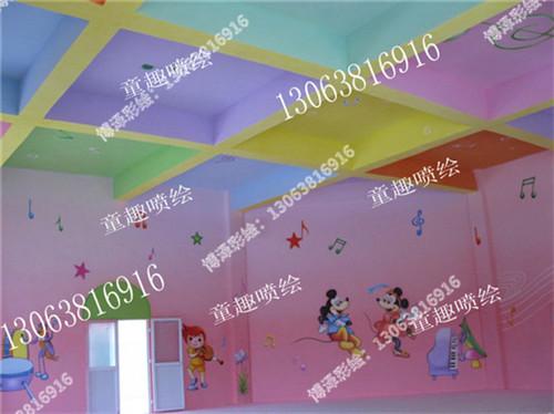 什么是室内墙绘?室内墙绘如何设计?