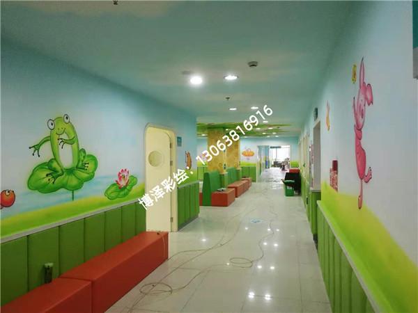 相城3D涂鸦墙