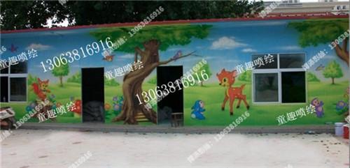 游泳馆可以选择墙绘吗?