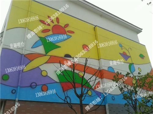 吴中幼儿园墙绘