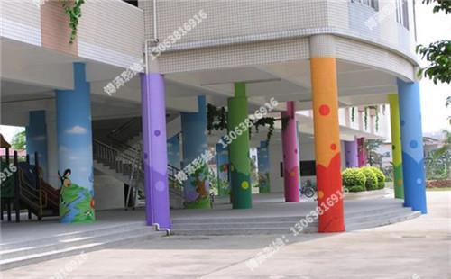 相城幼儿园墙绘